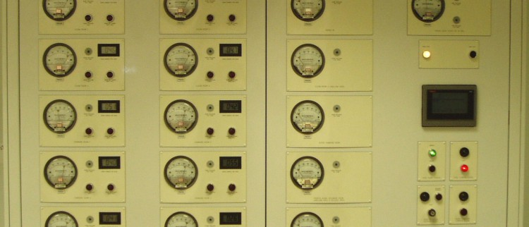 Cleanroom Control Systems