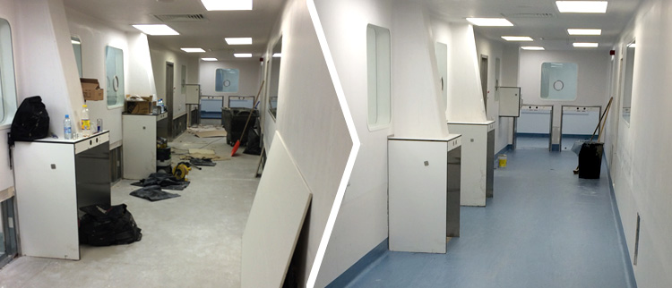 Cleanroom Disaster Recovery