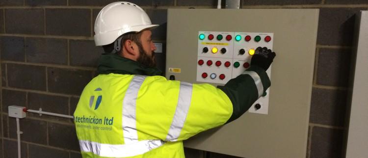 Control System Maintenance