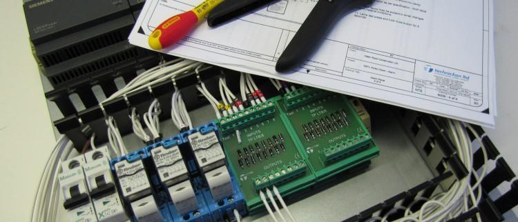 Control System Upgrades